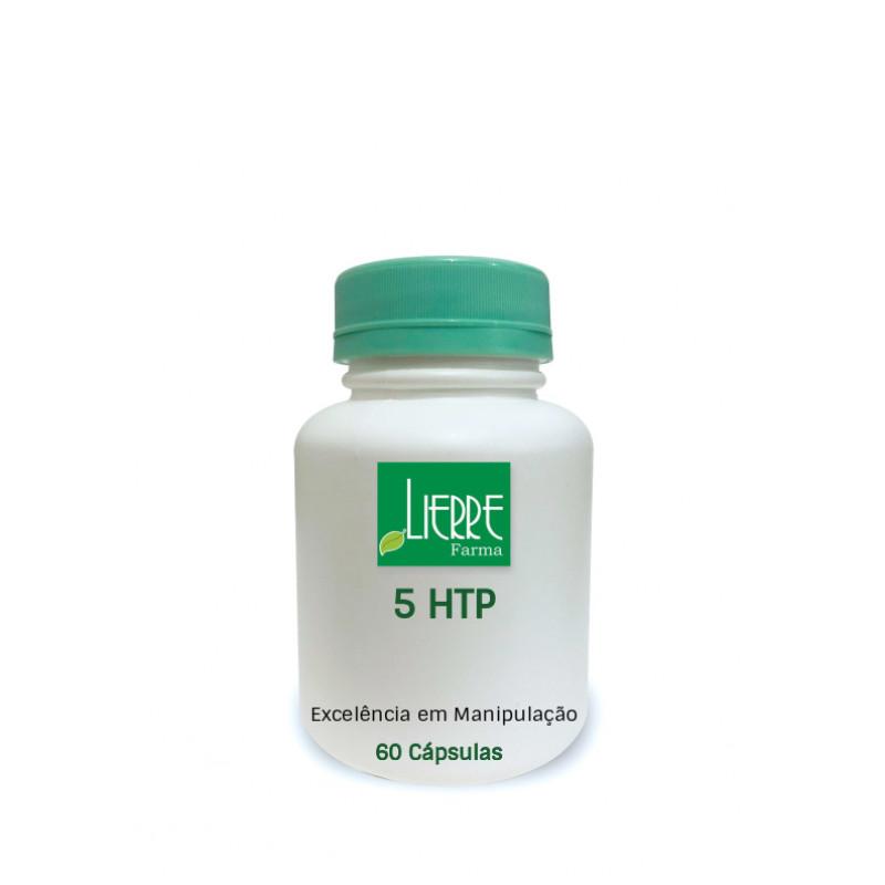 5 HTP 25mg - 60 Cápsulas