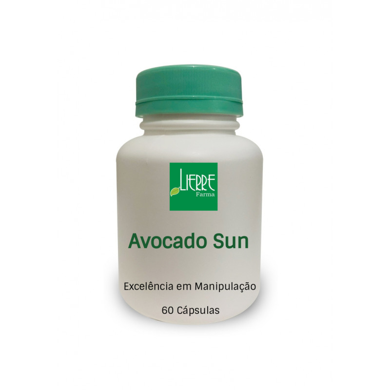 AVOCADO SUN - 300mg - 60 cápsulas