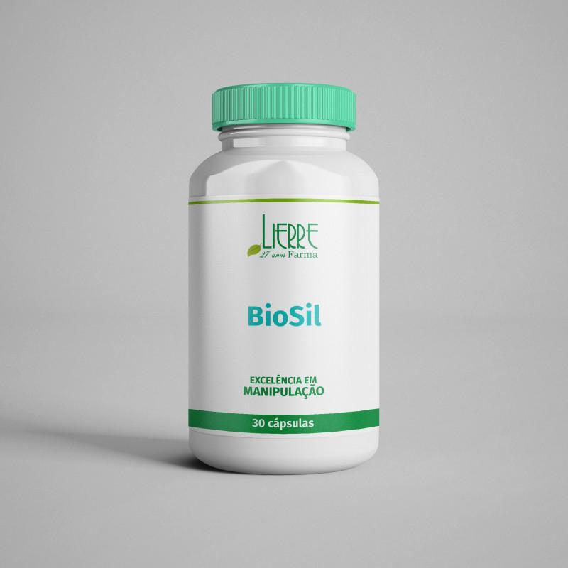 BioSil 520mg - 30 cápsulas