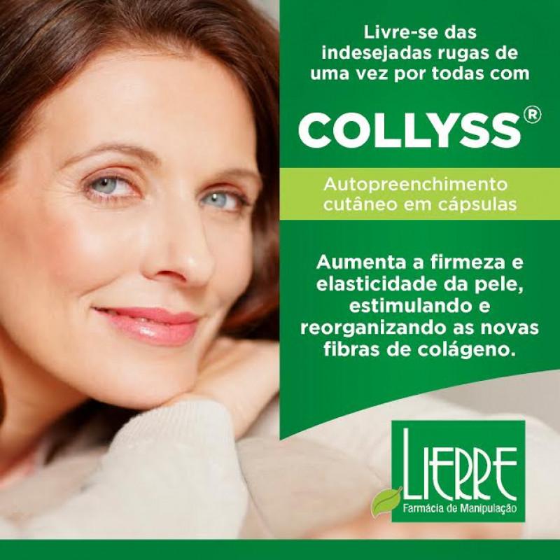 COLÁGENO DE ALTA ABSORÇÃO - COLLYS + VIT C
