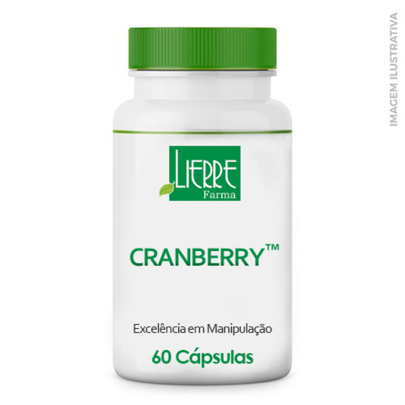 Cranberry - 400mg - 120 Cápsulas