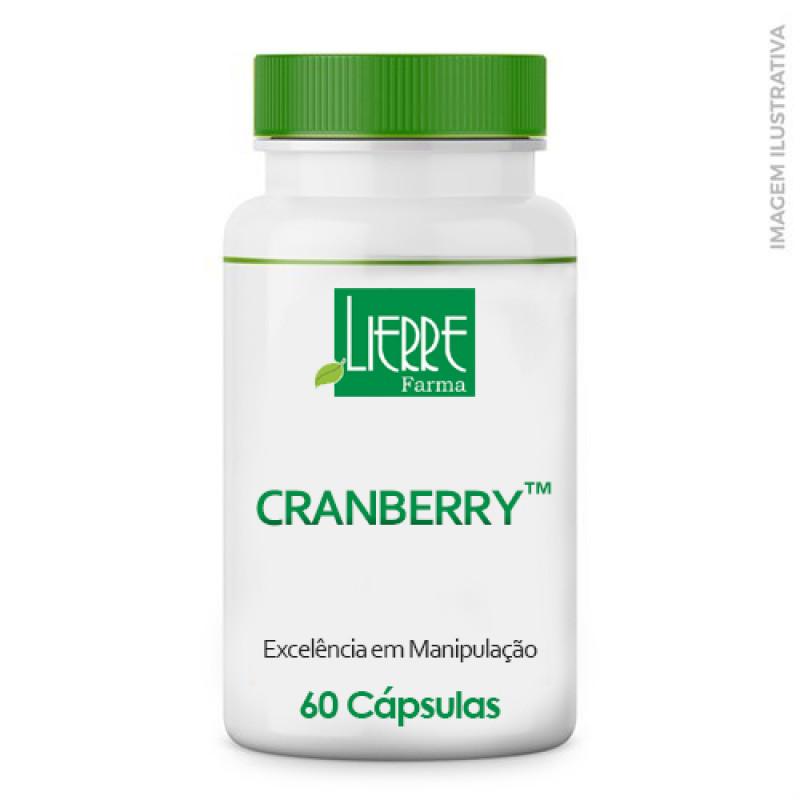 Cranberry - 400mg - 120 Cápsulas