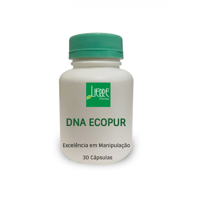 DNA ECOPUR - 100mg - 30 Cápsulas