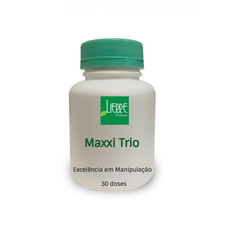 MAXXI TRIO - PeakO2 30 doses + Teacrine + I-Plus 30 cápsulas