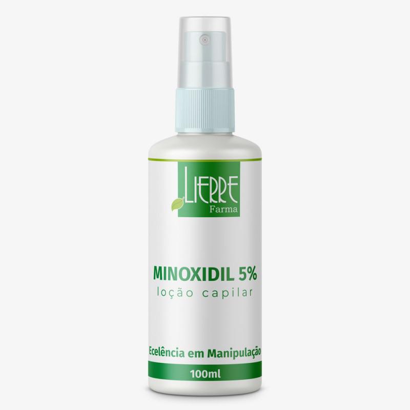 Minoxidil 5% Loção Capilar
