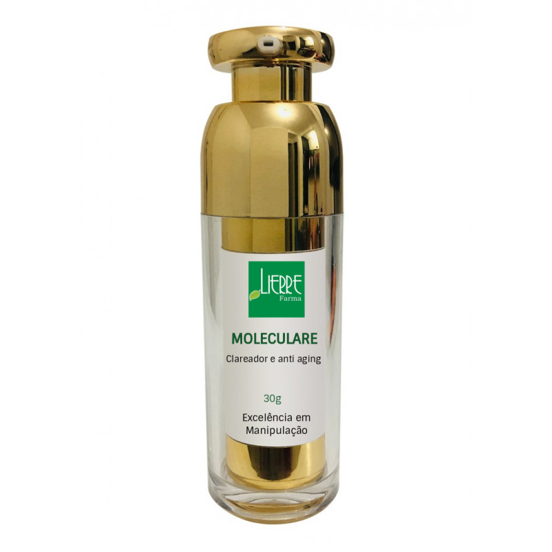 Moleculare Sérum - Antiaging e Clareador - 30g