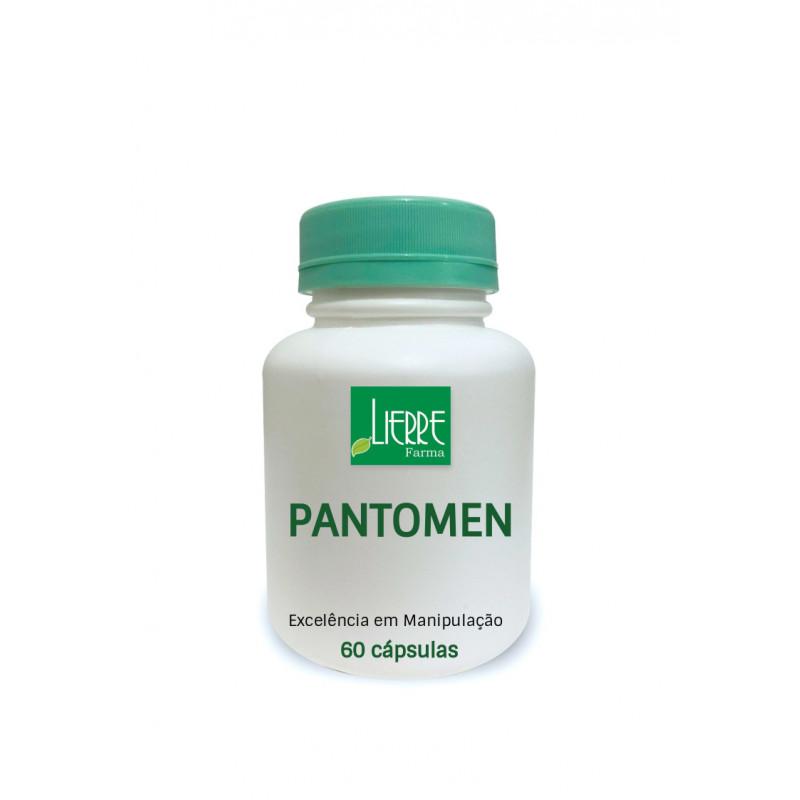 PantoMen - Composto Antiqueda para Homens - 60 cápsulas