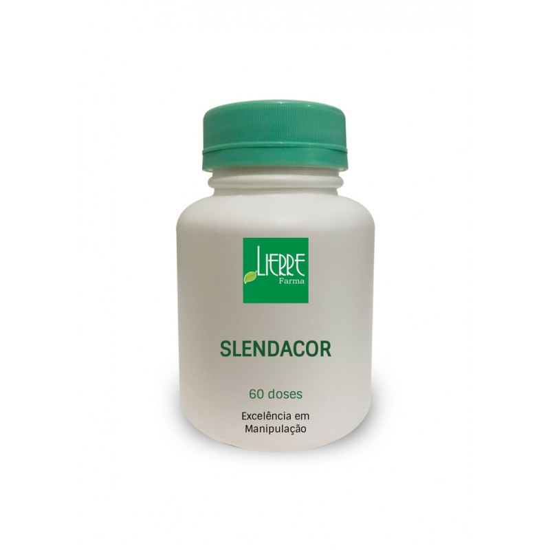 SLENDACOR - 450mg - 60 Cápsulas