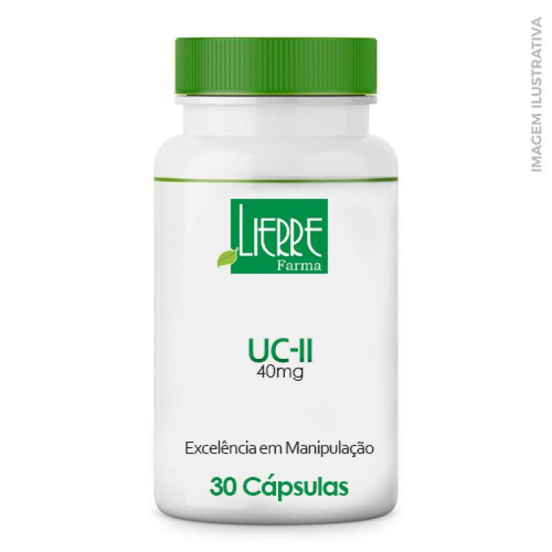 UC-II - Colágeno tipo II não Desnaturado
