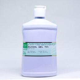 Álcool em Gel 70% - Antisséptico para as mãos 500 ml