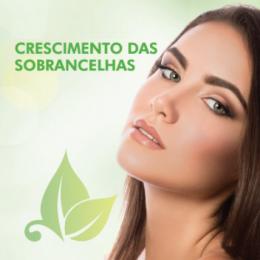 Minoxidil 5% Sérum para Estimular o Crescimento das Sobrancelhas