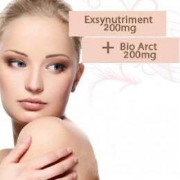 Exsynutriment 200mg + Bio Arct 100mg - 60 Capsulas