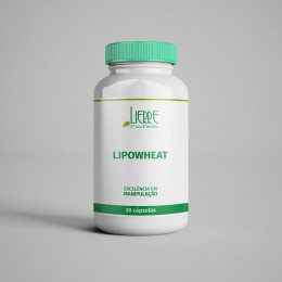Lipowheat 350mg 30 cps